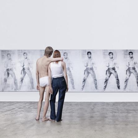 Calvin Klein SS17 Campaign