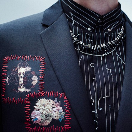 Dior Homme x Toru Kamei
