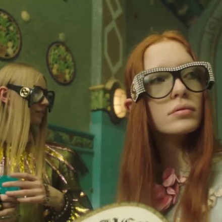 Petra Collins' new film for Gucci