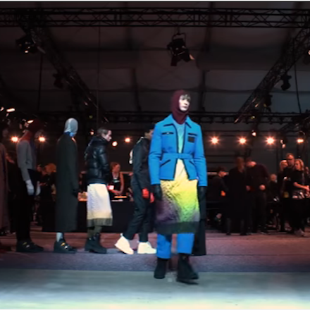 Paris Fashion Week: Men FW17 – KENZO