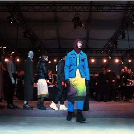 Paris Fashion Week: Men FW17 – KENZO
