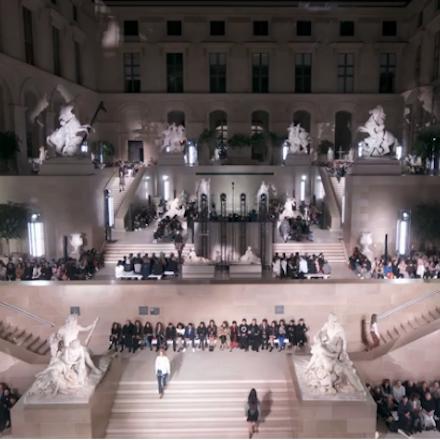 Paris Fashion Week FW17 – Louis Vuitton
