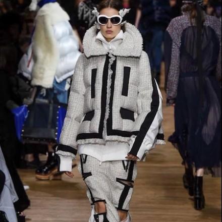 Paris Fashion Week FW17 – SACAI
