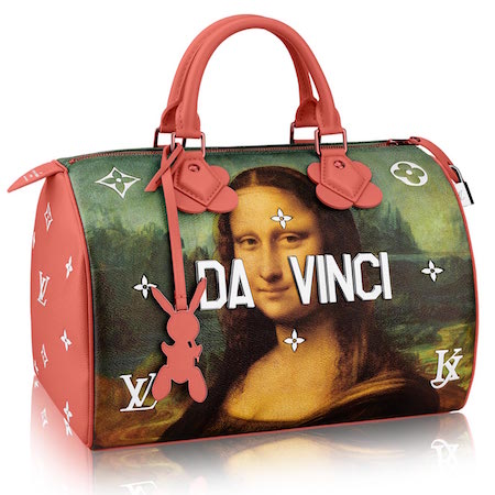 Louis Vuitton – Masters, a collaboration with Jeff Koons