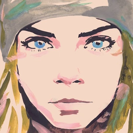 CHANEL – animated film with Cara Delevingne
