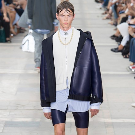Paris Fashion Week Men's SS18 – Louis Vuitton