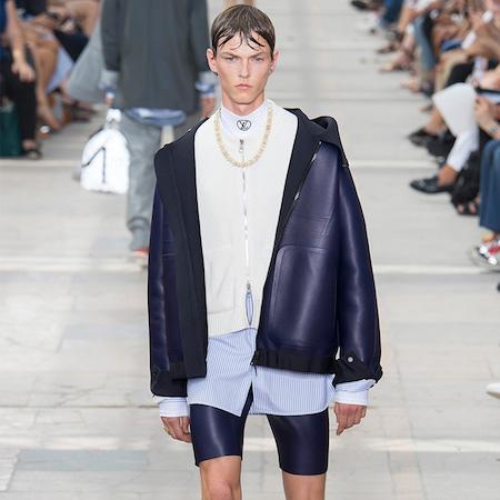 Paris Fashion Week Men's SS18 – Louis Vuitton