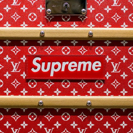 Louis Vuitton x Supreme Popup