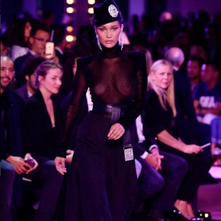 Haute Couture FW17/18 – Alexandre Vauthier