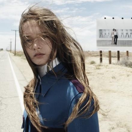Raf Simons' Calvin Klein FW17 campaign