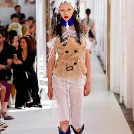 Haute Couture FW17/18 - MAISON MARGIELA | NEW YORK TOKYO