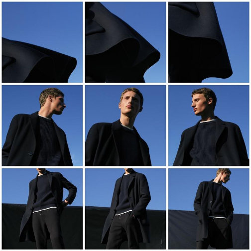 Christophe Lemaire's Uniqlo U Collection