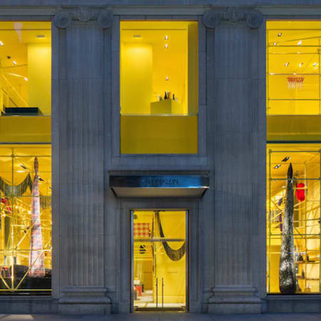 Calvin Klein Madison Avenue flagship Reopening