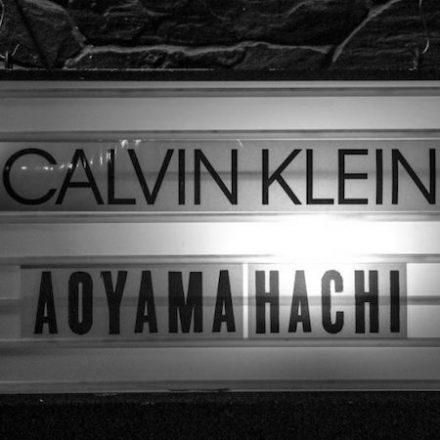 Calvin Klein Music Event in Tokyo