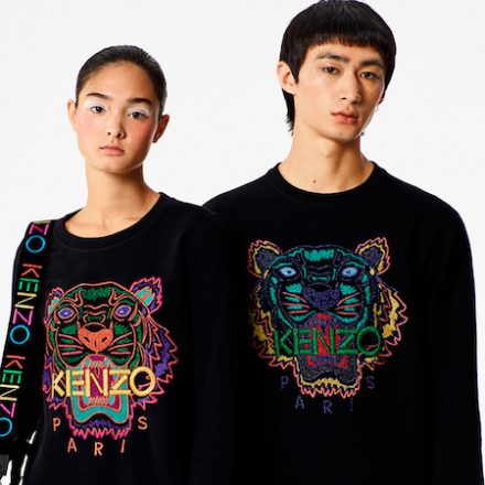Kenzo 2017 Holiday Capsule Collection