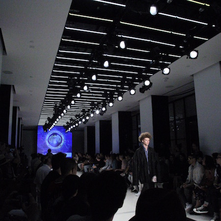 NYFW Men's SS18 – Kenneth Ning