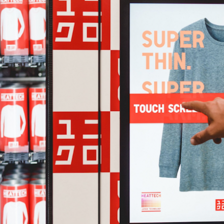 UNIQLO Launches LifeWear Vending Machines