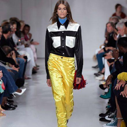 NYFW – Calvin Klein 205W39NYC