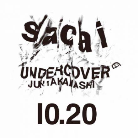 Undercover + Sacai Show 10. 20 in Tokyo