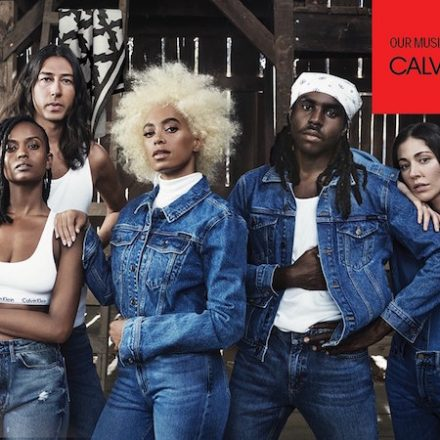 THE LATEST FACES OF #MYCALVINS