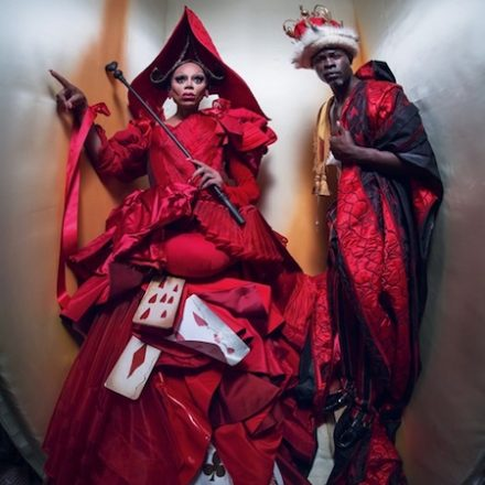 All-Black 2018 Pirelli Calendar shot by Tim Walker