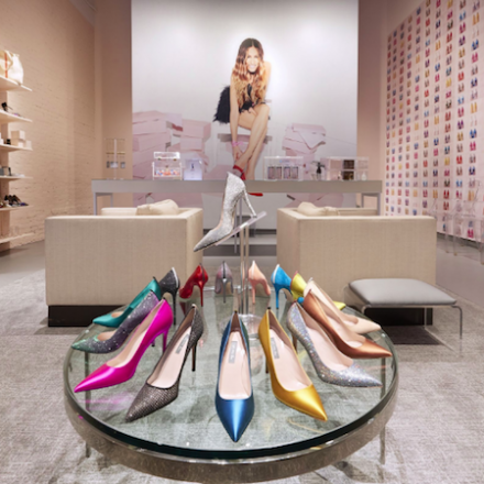 SARAH JESSICA PARKER'S FIRST NYC POPUP