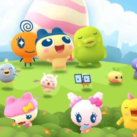 Tamagotchi is coming soon to your mobile !