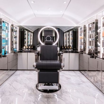 Tom Ford opens high-tech beauty store