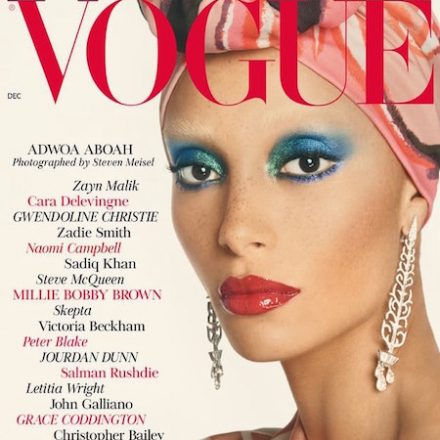Edward Enninful Introduces new British Vogue