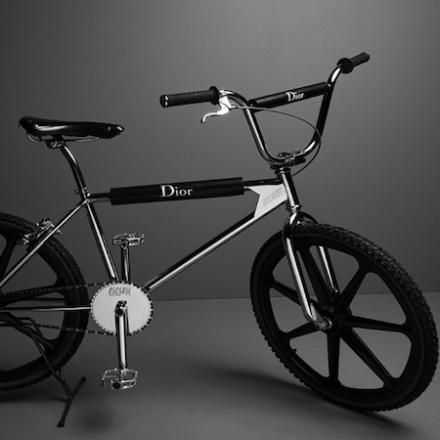 Dior Homme & Bogarde BMX Bike