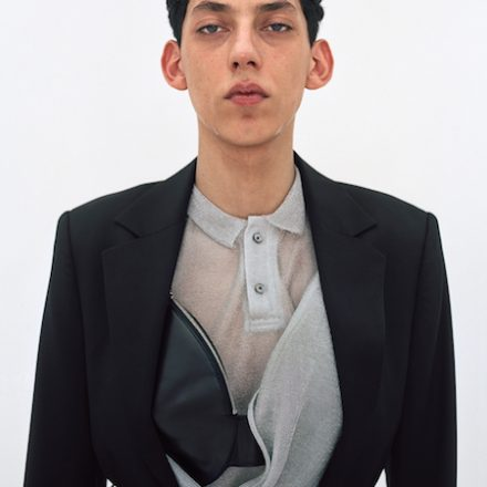 HELMUT LANG seen by SHAYNE OLIVER