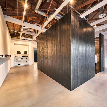 Tea House-Inspired new Y-3 Store in Los Angeles