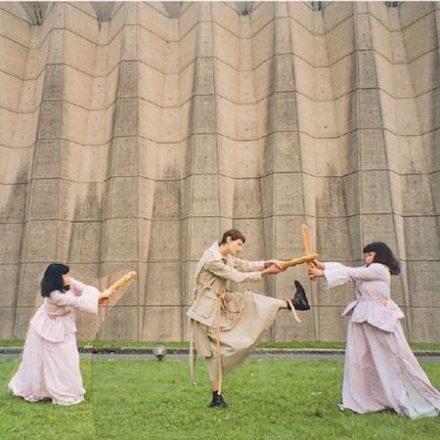 Saskia de Brauw and Fumiko Imano for LOEWE
