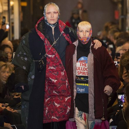 PFW: M FW18 – Vetements