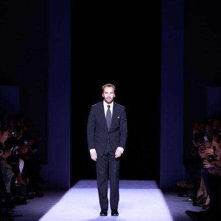 NYFW FW18 – TOM FORD