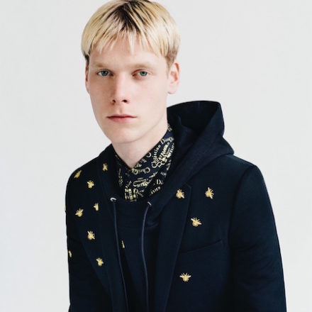 DIOR HOMME GOLD CAPSULE COLLECTION