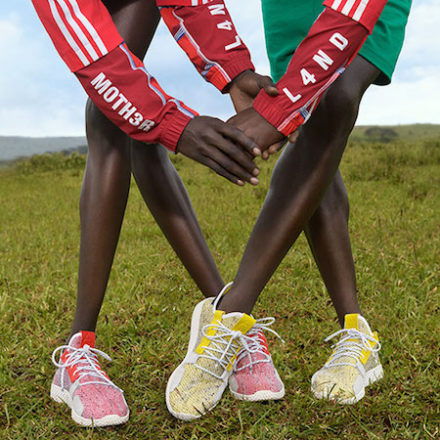 "Pharrell x adidas Originals ""SOLARHU"" Lookbook"