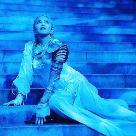 HAPPY BIRTHDAY, MADONNA !