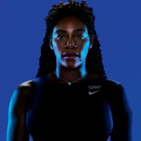 Virgil Abloh x Nike for Serena Williams