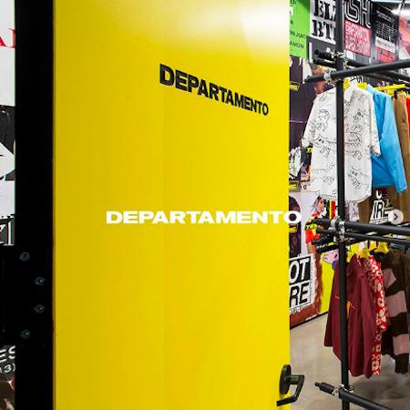 DEPARTAMENTO Flagship opens in LA