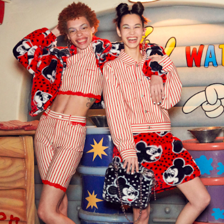 Disney x OC Capsule Collection launch today !