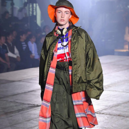 """Amazon Fashion """"AT TOKYO""""  SS19 – N. Hoolywood"""