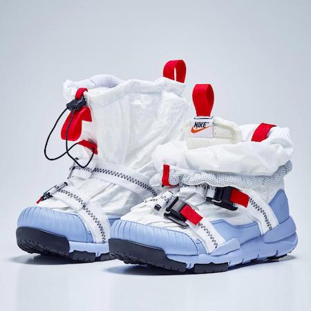 Tom Sachs x Nike –  Mars Yard Overshoe