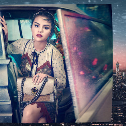COACH 2019 HOLIDAY CAMPAIGN STARRING SELENA GOMEZ