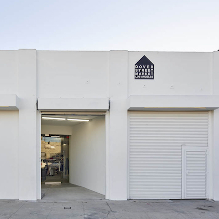 Dover Street Market Los Angeles opens !