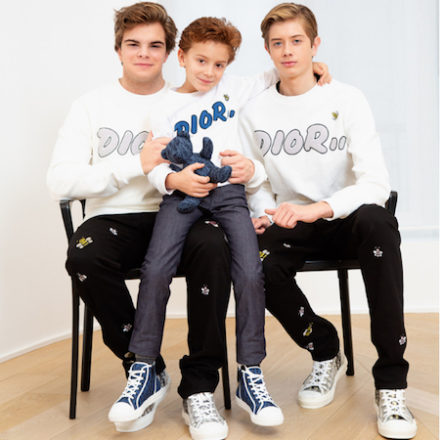"KAWS x  Baby Dior – ""Boy Capsule"""