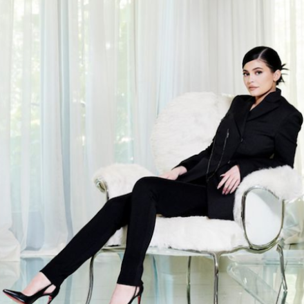 Kylie Jenner is the fifth richest celebrity in the USA