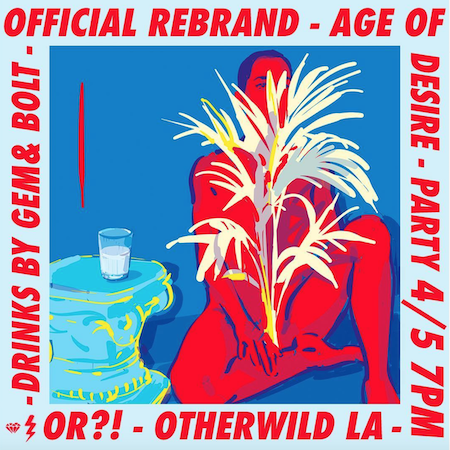 04/05: Official Rebrand in Los Angeles