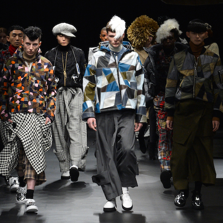 FWT FW19 – Anrealage Mens + Womens
