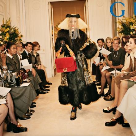 Gucci Prêt-À-Porter: FW19 Campaign